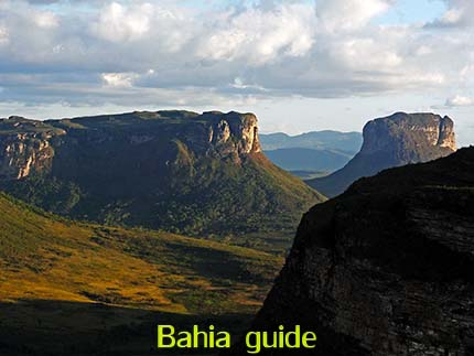 The best view while visiting Chapada Diamantiana national park with Ivan Salvador da Bahia & official tour guide