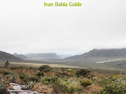 Trekking in the Valé do Pati with Ivan Salvador da Bahia & Chapada Diamantiana national park's official tour guide