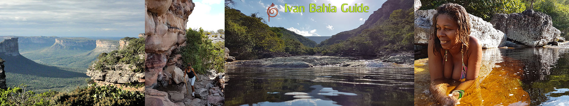 Ivan Bahia tour-guide / Best of hiking in Chapada Diamantina National Park (aka 'the Brazilian Grand Canyon')