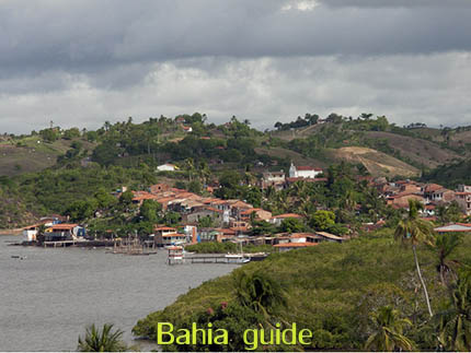 Fisherman's village while visiting the Recôncavo Baiano in Brazil with Ivan Salvador da Bahia & official tour guide
