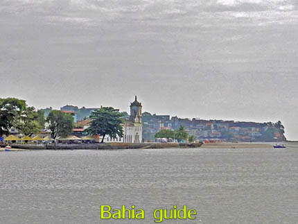 Point of views in Salvador while visiting Bahia with Ivan Salvador da Bahia & official tour guide during the Salvador, 500 years in 1 day tour, Ribeira