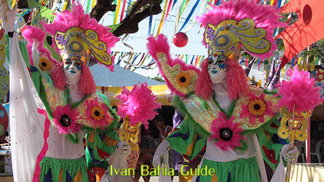 Beautiful carnival fun  with Ivan Salvador da Bahia & Chapada Diamantiana national park's official tour guide