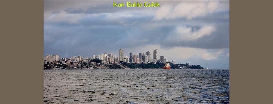 Salvador skyline 21st century - with Ivan's Salvador da Bahia & Chapada Diamantiana national park's official tour guide
