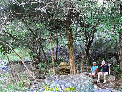 Tijd om op adem te komen, fotos Chapada Diamantina nationaal park, wandelingen & trekking met vlaamse reis-gids Ivan (die al 10 jaar in Bahia woont) voor uw rond-reis met begeleiding in het Nederlands in Brazilië
