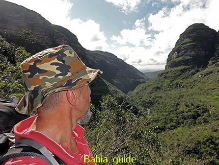 fotos Chapada Diamantina nationaal park, wandelingen & trekking met vlaamse reis-gids Ivan (die al 10 jaar in Bahia woont) voor uw rond-reis met begeleiding in het Nederlands in Brazilië