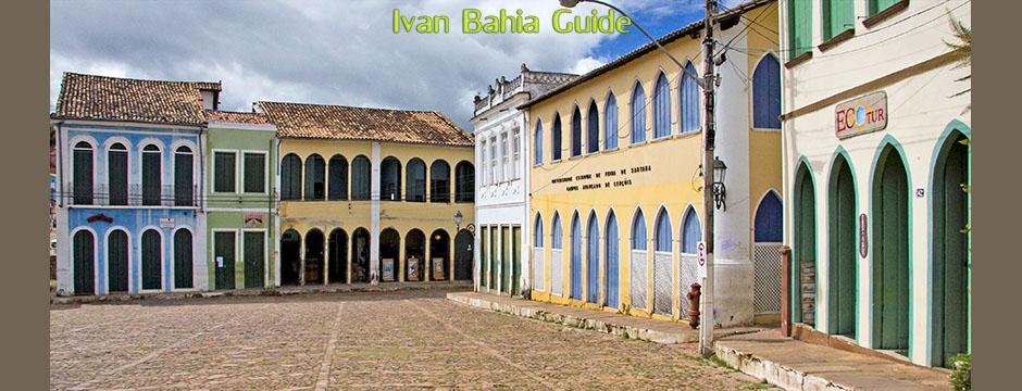 Lençois, portal of Chapada Diamantina - Ivan Salvador & Bahia tour guide